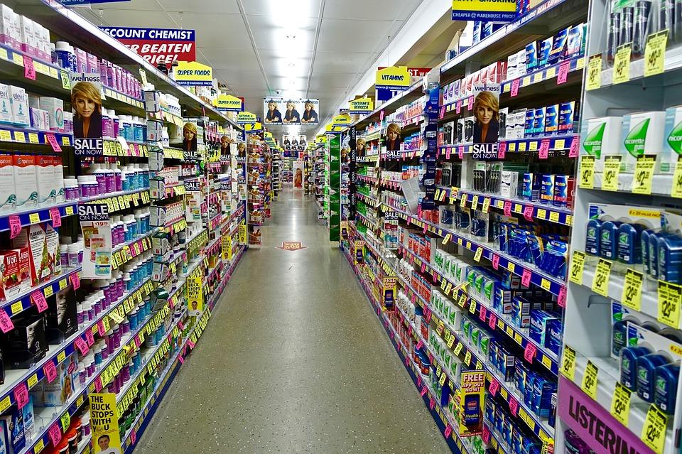 Consumer Goods Logistics